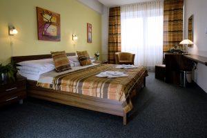 Dvojposteľová izba štandard