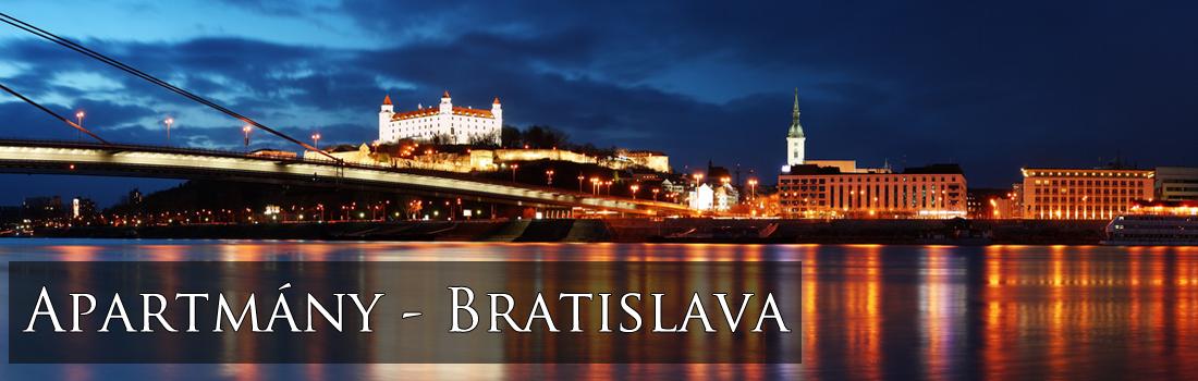 Bratislava apartmany