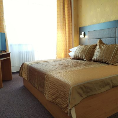 Dvojizbový apartmán - spálňa